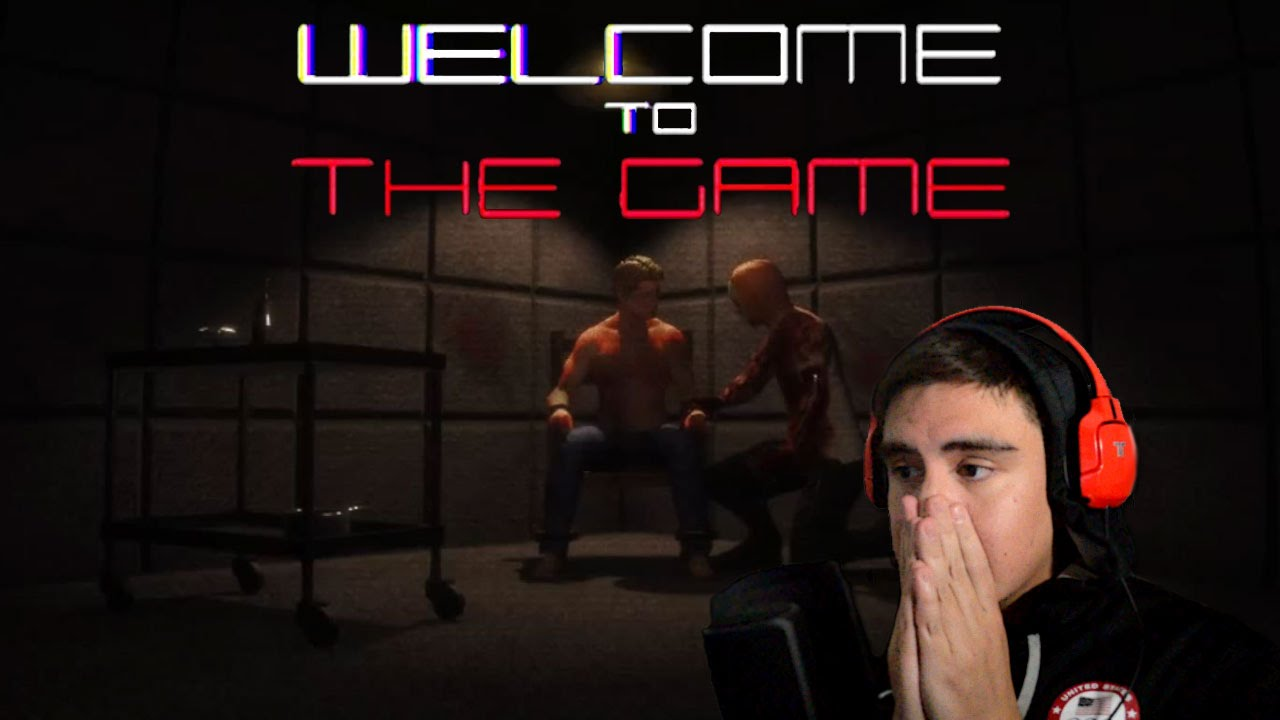 ENTER THE RED ROOM (CLUTCH ENDING!) | Welcome To The Game