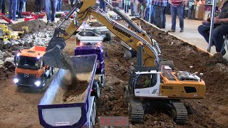 Mini Baustelle Alsfeld 2015-06-04 - part 2 RC construction site