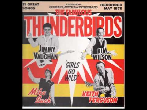 Fabulous Thunderbirds, The - Why Get Up