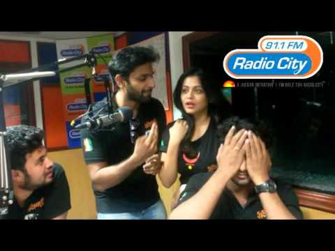 Mr & Mrs Sadachari visit in Pune Radio City Studios | RadioCity 91.1 FM