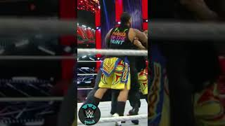 ROMAN VS BROCK HARD FIGHT |