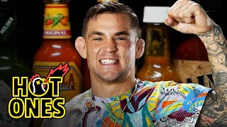 Dustin Poirier Is Paid in Full While Eating Spicy Wings | Hot Ones