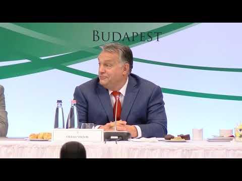 Orbán Viktor beszéde a Magyar Diaszpóra Tanács VIII. plenáris ülésén