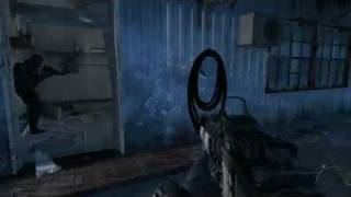 Cod6 Modern Warfare 2 GamePlay Pc Tijssie :D