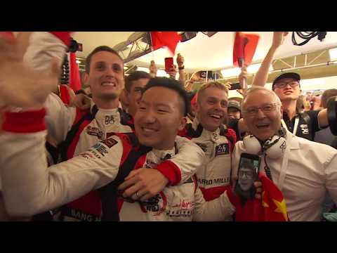 24 Heures du Mans 2017 - Race highlights from 2pm to 3pm