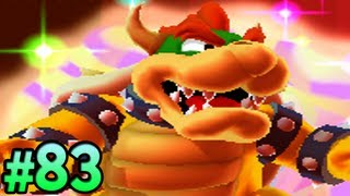 mario luigi dream team part 83 the giant battle ring