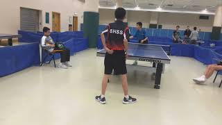 Publication Date: 2019-01-26 | Video Title: GT College VS 五邑司徒浩中學 Table Te