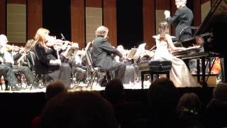 "Emily Bear - ""Santa Fe"" - original orchestral work world premiere"