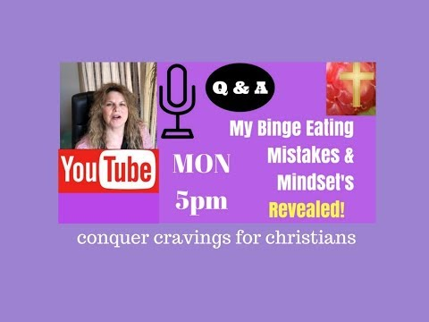 the mindset series | how to stop binge eating | faith based programs