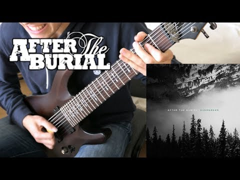 AFTER THE BURIAL - Behold the Crown (Cover) + TAB Mp3