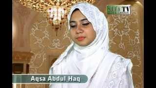 Allah Ki Raza Pe Sada Sar Jhukaye By Aqsa Abdul Haq-2013
