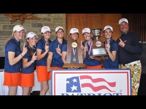 Bucknell wins 2014 Patriot League Women's Golf Championship