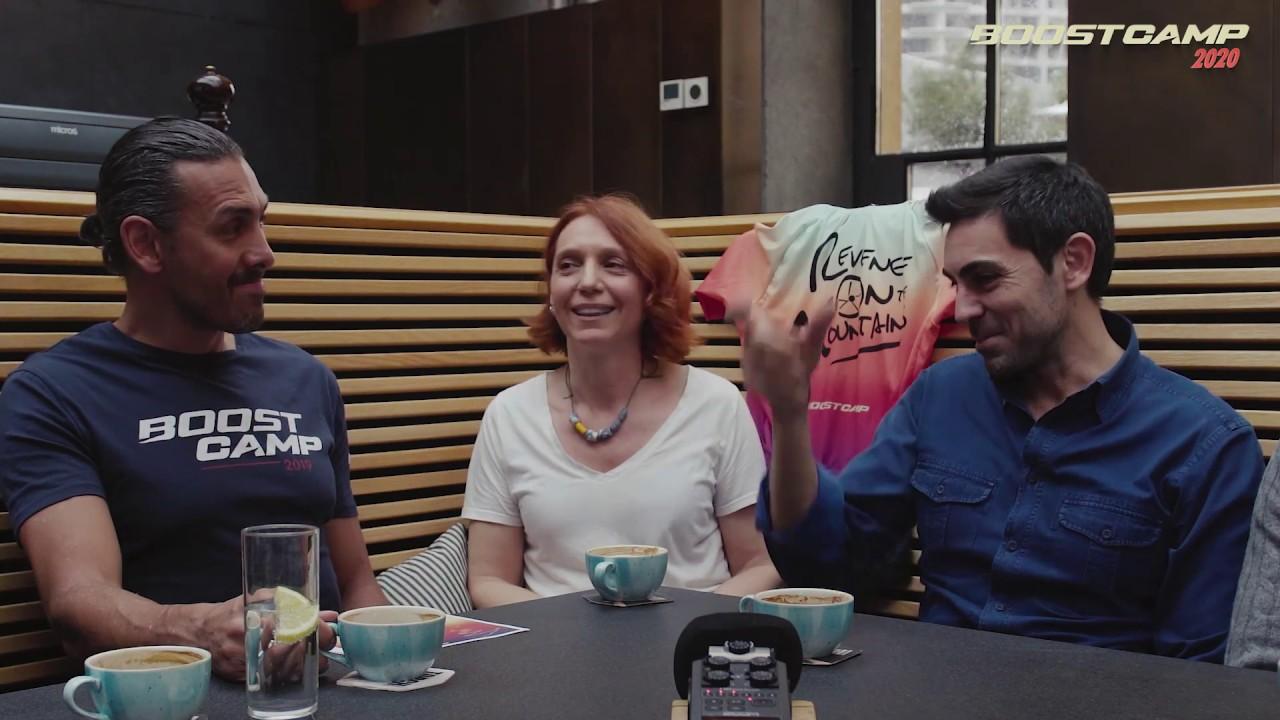 BOOSTCAMP Podcast: Rotalar