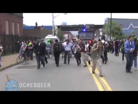 RIOT CONTROL WITH SOUND