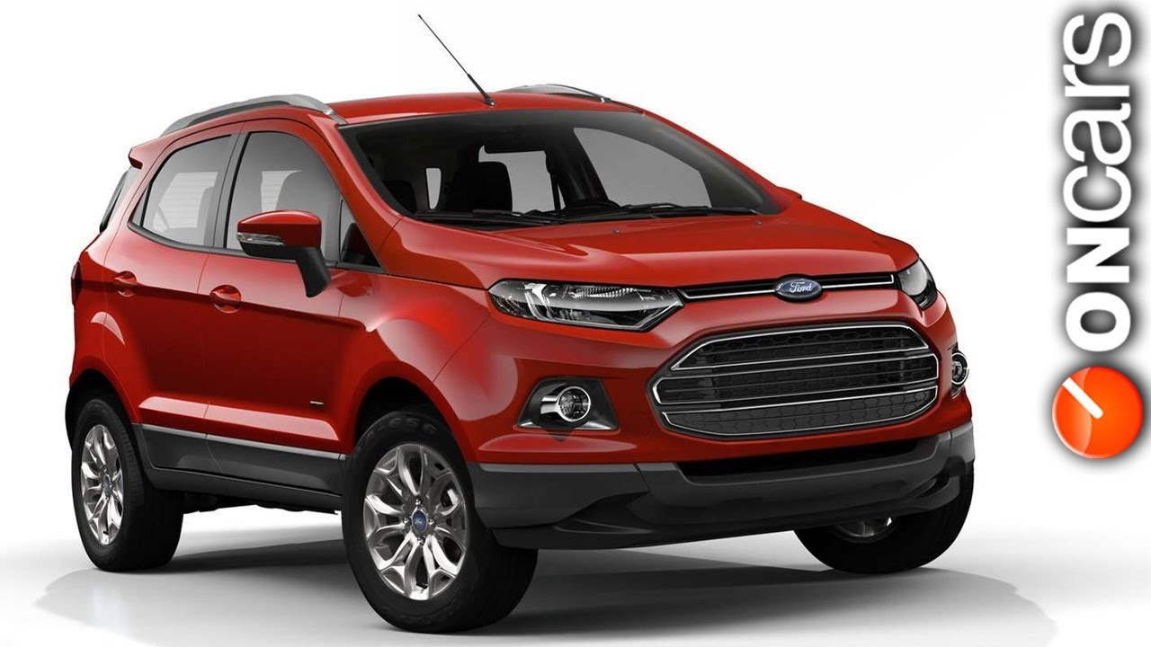Ford EcoSport To Reach Nepal