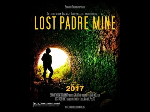 Lost Padre Mine teaser trailer