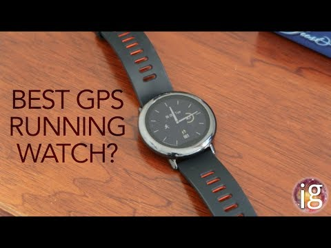 Best Value GPS Running Watch? - AMAZFIT Pace Review