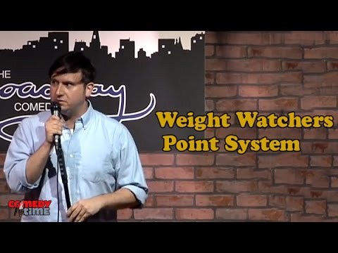 Weight Watchers Point System