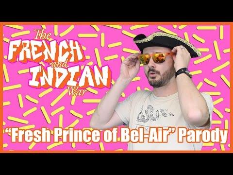 "French and Indian War (""Fresh Prince of Bel-Air"" parody) - @MrBettsClass"