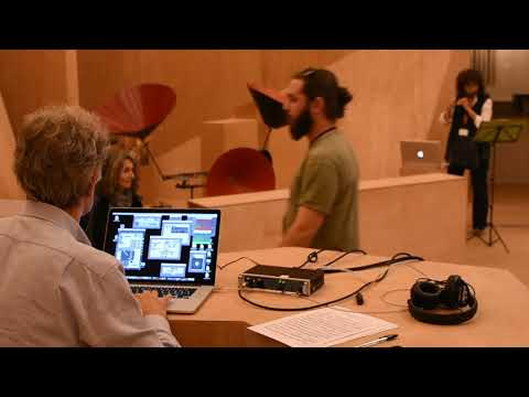 Studio Venezia recording session : Conservatorio di Musica Benedetto Marcello