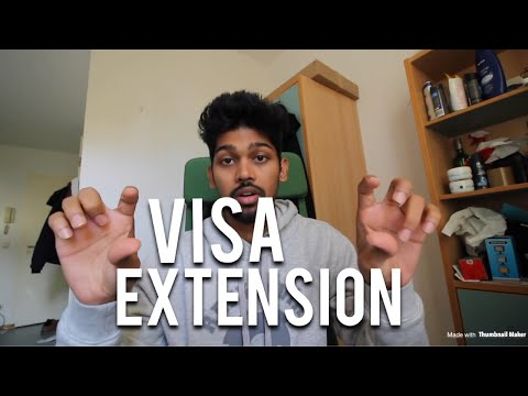 How To Get Student Visa Extension After Arriving Berlin, Germany
