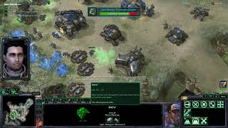 StarCraft II: Wings of Liberty Campaign Mission 9 - The Dig