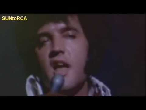 Elvis Presley - I Just Cant Help Believin (Great Performance)