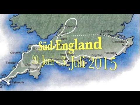 Rundreise Südengland 2015 / South of England Tour 2015