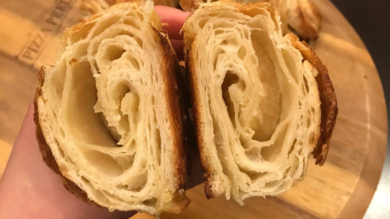 CROISSANT   Bánh Sừng Bò   The Sweetest Things
