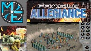 Fragile Allegiance - S01E04 - A New Culture!