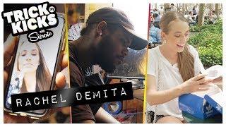 Rachel DeMita Gets FIRE Adidas Customs From Sierato! The Best Sneaker Artist In The World Is BACK 🔥