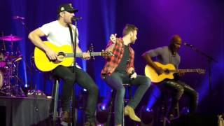 Sam Hunt and Charles Kelley Cover