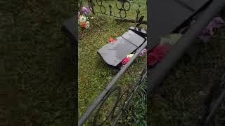 Более 40 надгробий разрушили на кладбище в деревне Новосибирской области