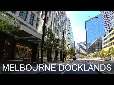 DOCKLANDS MELBOURNE CITY AUSTRALIA TOUR 2019