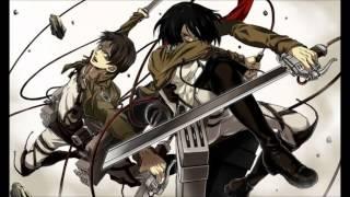 Repeat youtube video Shingeki no Kyojin OST - Rittai Kidou