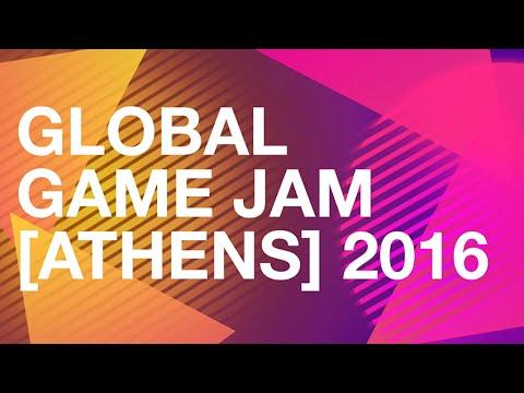 Promo Video Global Game Jam Athens 2016