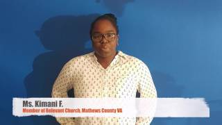 Kimani: Why Do You Love RelChurch?