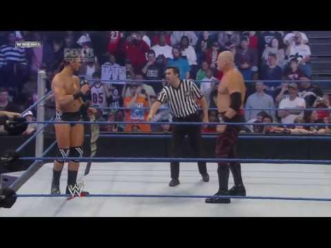 WWE Smackdown 12/02/10 Kane vs Drew...