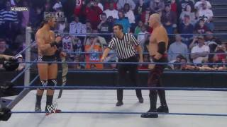 WWE Smackdown 12/02/10 Kane vs Drew McIntyre-NEW THEME-(HD 720p) part 1/2