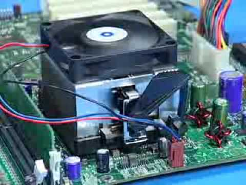 How to Install and Remove a CPU and Heatsink