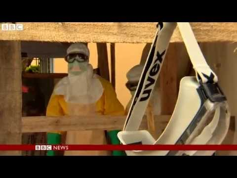 Ebola crisis- BBC visits affected village in Guinea.