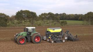 SKY Agriculture - nowa marka Sulky, nowe siewniki 2013