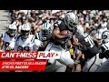 marshawn lynchs first td as an oakland raider cant miss play nfl wk 2 highlights