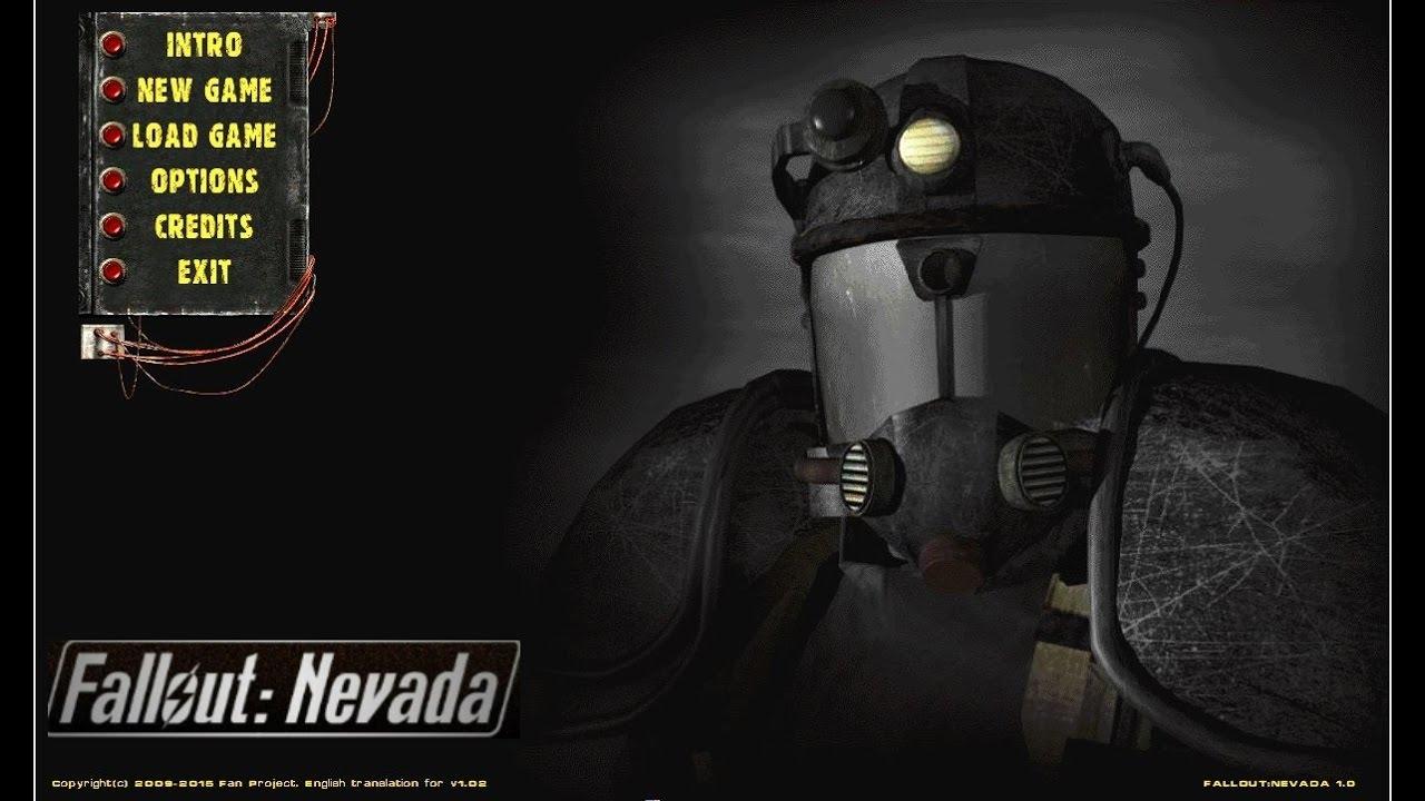 Fallout: Nevada   A Mod For Fallout 2