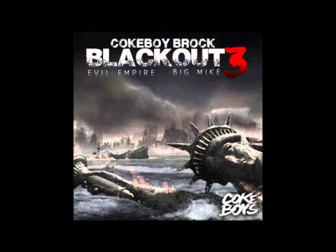 Let It Go - Cokeboy Brock ft Cheeze [Blackout 3]