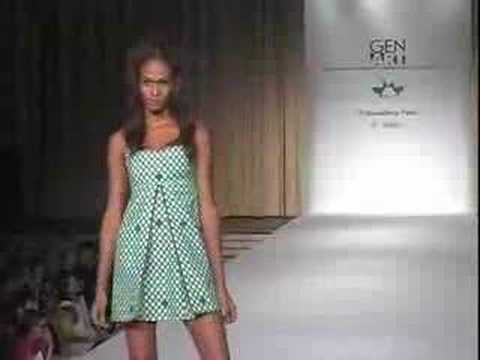 GEN ART Fresh Faces in Fashion Spring '08 Collection