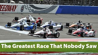 The Greatest Race That Nobody Saw