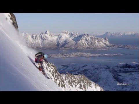 Skiing Norway's Epic Lofoten Islands | Season Pass
