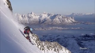 Skiing Norway's Epic Lofoten Islands