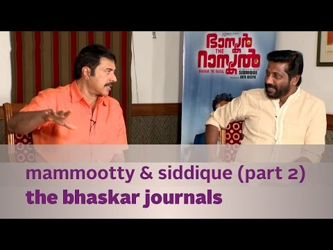 The Bhaskar Journals Ft. Mammootty & Siddique (Part 02) - Kappa TV